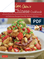 Cookbook food from china