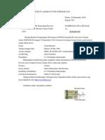 Surat Lamaran Cpns Formasi 2018