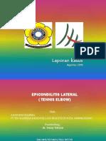 Tennis Elbow.pptx