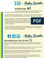 Redes for dummies