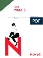 Novell Netware 6 Documentation