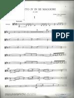 viola fandango boccherini