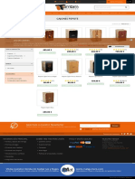 Cajones PEPOTE, Comprar Online