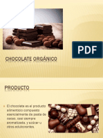 Chocolate Orgánico