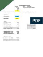 Costo de TransPorte Material