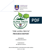 Front Page Report Design