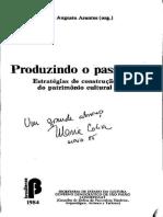 Antonio Arantes - Revitalização Da Capela São Miguel