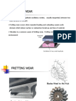 Types of Wear