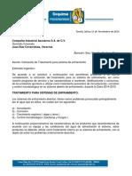 Informacion Productos de Torre CIASA 2014-15