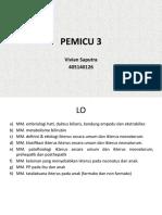 PEMICU 3 Hepatobilier