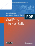 [Advances in Experimental Medicine and Biology 790] Clare L. Jolly, Quentin J. Sattentau (Auth.), Stefan Pöhlmann PhD, Graham Simmons PhD (Eds.) - Viral Entry Into Host Cells (2013, Springer-Verlag New York)