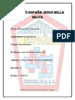 Instituto España Jesus Milla Selva