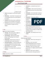 Root Words Guide for SSC CGL 2017 Examination-TheGKAdda.pdf