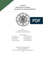 Laporan Praktikum Probstat (Data Processing)