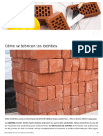 Ladrillos _ Cómo Se Fabrican Los Ladrillos