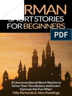 German Short Stories for Beginn - Olly Richards