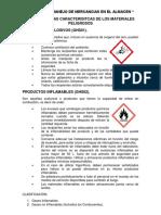 Características de Los Materiales Peligrosos (2)