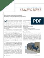 Pump Sealing