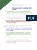 disney fraser impact - reflections pog