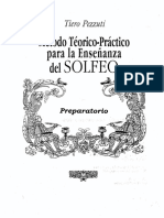Método Teórico Práctico para la enseñanza del Solfeo (Preparatorio) - Tiero Pezzuti.pdf