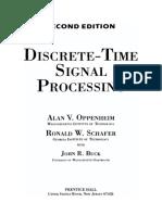 discrete-time digital signal processing - oppenheim, schafer & buck.pdf