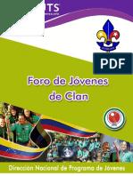 Instructivo Foro de Jóvenes de Clan 2018