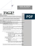 Caso de Exito Auditoria BCP