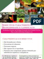 Biodiversidade e Classificação - EJA 2º período