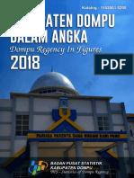 Kabupaten Dompu Dalam Angka 2018