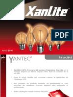 Xanlite Présentation Générale en FR