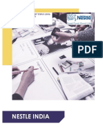 PGP 2018, Group 8 Project Final Nestle India