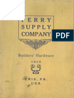 1914, Perry Supply Company PA, US