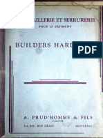 1930, A. Prud Homme & Fils, Montreal, CA