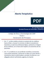 Aborto Terapéutico INMP _LF
