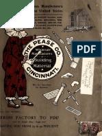 1900, The Pease Co, Cincinnati, US