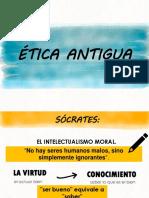 Ética Antigua y Helénica