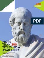 Britannica 2014 Catalog