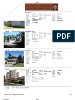 Friday Foreclosure list for Pierce County, Washington including Tacoma, Gig Harbor, Puyallup, bank owned homes for sale