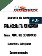 Prinsipios Administrativo