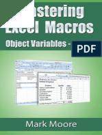 Mastering Excel Macros_ Object - Mark Moore.pdf
