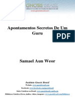 Samael Aun Weor - Apontamentos Secretos de Um Guru