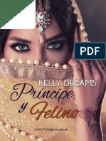 Principe y Felino Kelly Dreams
