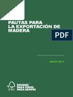pautas para la exportación de madera de origen legal verificado CORREGIDO JULIO final versión virtual