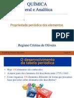 Aula - Tabela Periodica