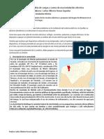 Practica Análisis de Cargas y Costos de Una Instalación Eléctrica CARE