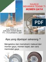 241-wikarta-KULIAH III Momen Gaya.ppt