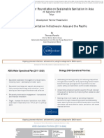 Sustainable Sanitation Initiatives in Asia and the Pacific