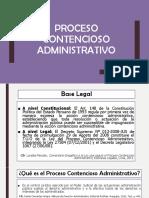 Grupo 4. Proceso Contencioso Administrativo (Diapositivas)