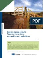 b0717e Seguro Agropecuario