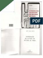 Introducao aos Estudos do Metodo de Marx J.P. Netto.pdf